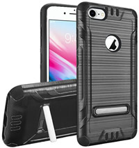 iPhone 7,8 Brushed Stand Case